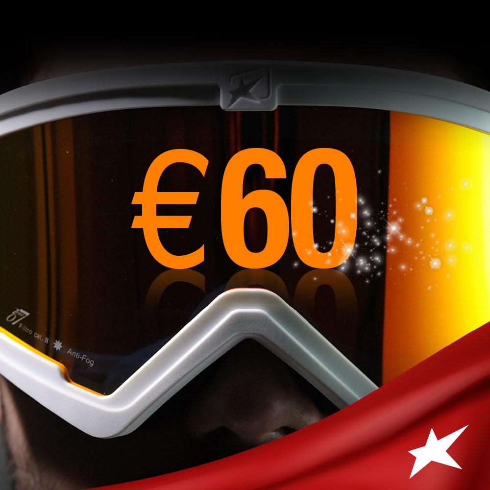 Ariete Gift Card 60 euros